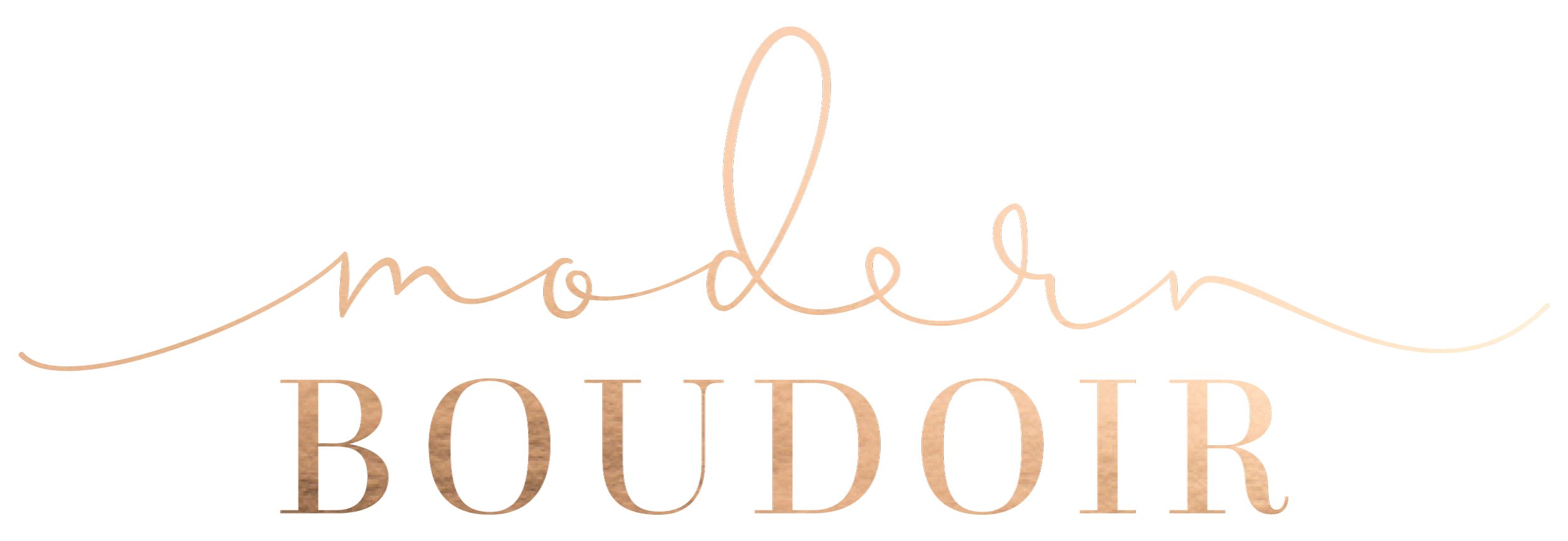 Modern Boudoir - Iowa boudoir photography for all women